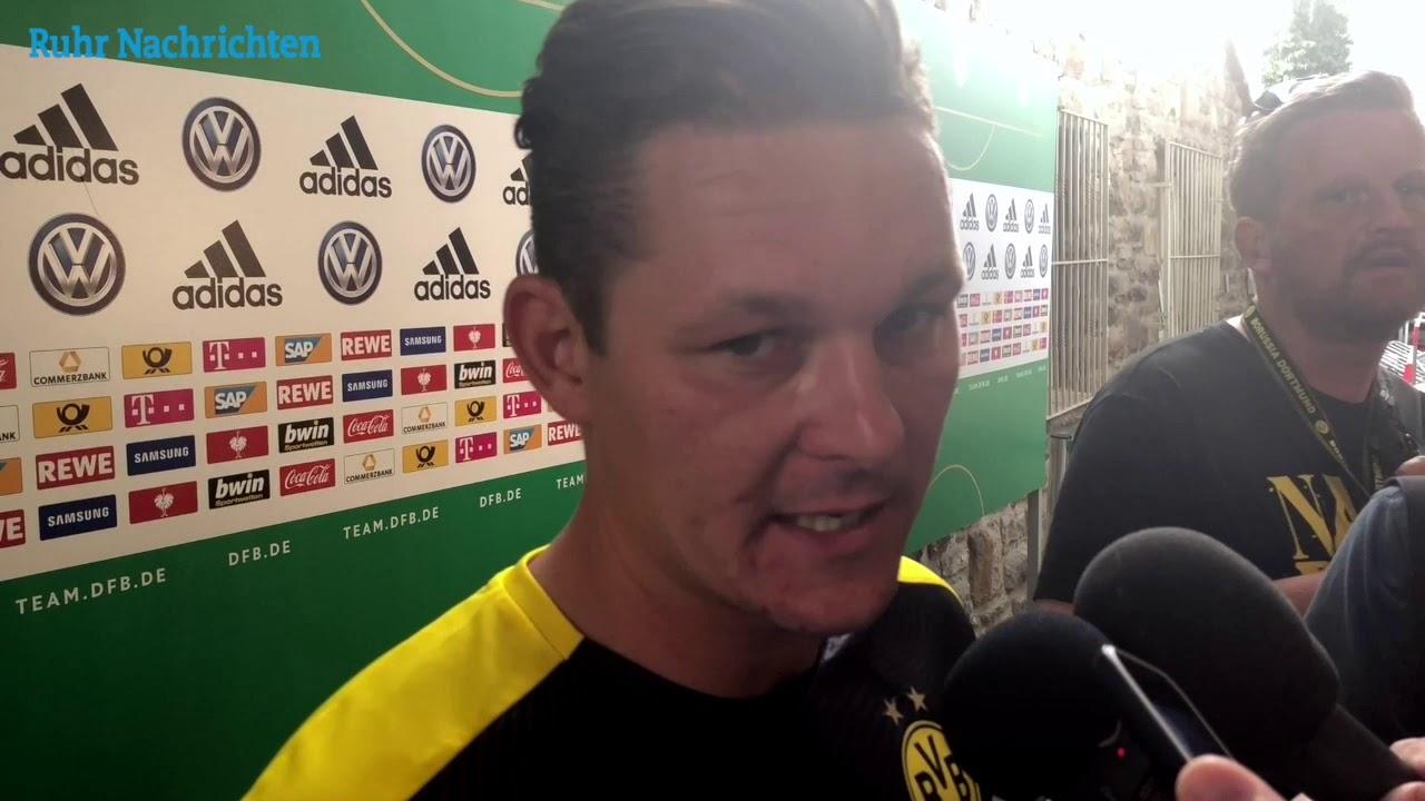 U17-Trainer Geppert über das 2:3 gegen Köln