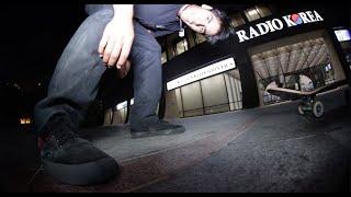 Night Skating Radio Korea Ledges (Best Ledges In LA)