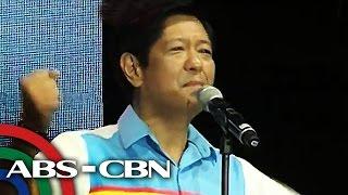 Bandila: Bongbong holds Mandaluyong miting de avance