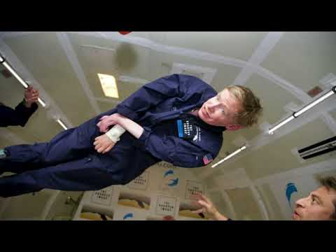 Hawking's Space Travelling Dreams: Daily Planet