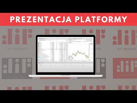 Prezentacja Platformy DIF Broker