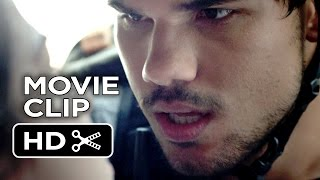 Tracers Movie CLIP - Bike Or Jump (2015) - Taylor Lautner Action Thriller HD