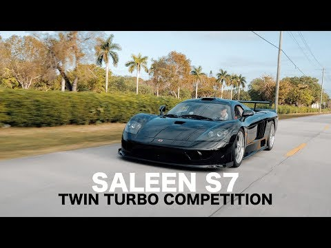 UNDERRATED HYPERCAR – THE SALEEN S7 TWIN TURBO COMPETITION