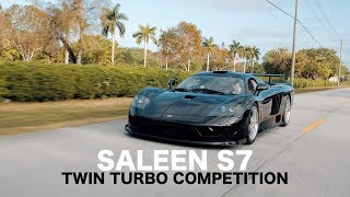 UNDERRATED HYPERCAR - THE SALEEN S7 TWIN TURBO COMPETITION
