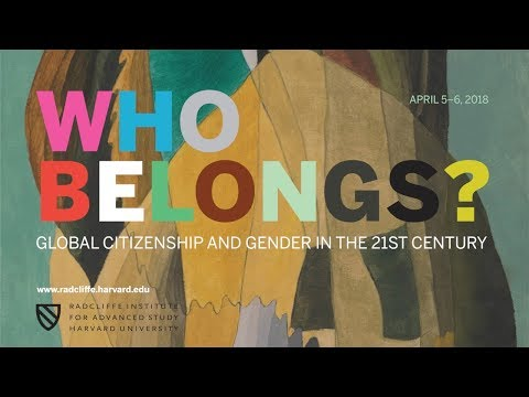 Who Belongs? | 1 of 4 | Rights, Duties, and Responsibilities || Radcliffe Institute