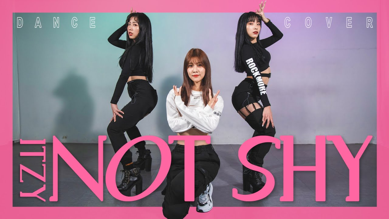 ITZY - Not Shy DANCE COVER|阿部瑪利亞 Maria Abe