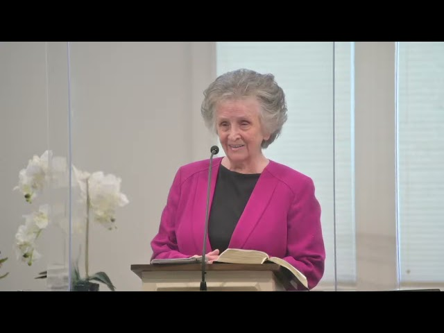 Sandy Harris - Open Doors  (Sabbath Service: May 1, 2021)