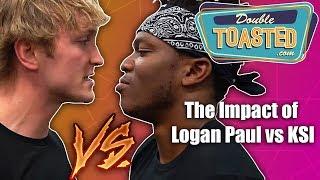 THE IMPACT OF THE LOGAN PAUL VS KSI FIGHT