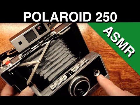 Polaroid Land Camera ASMR