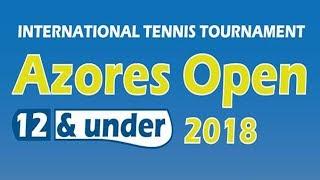 Azores Open 12 & Under 2018 - Final
