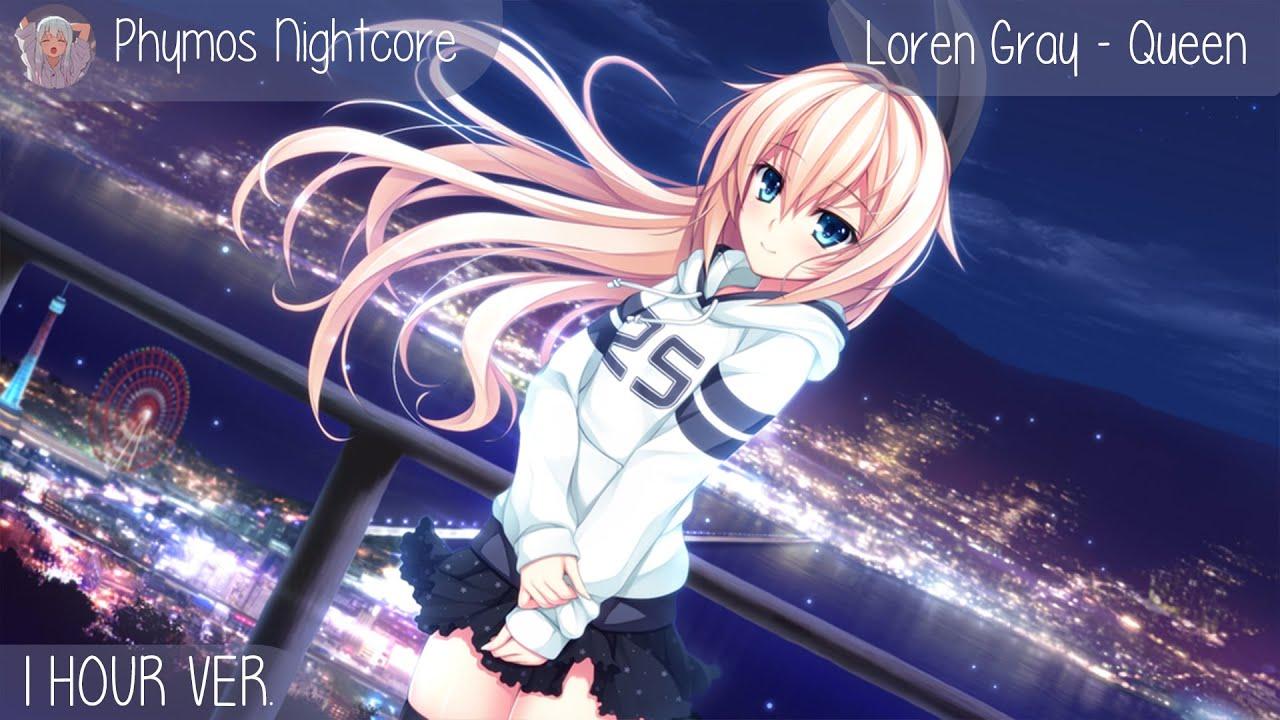 Nightcore  Queen 1 Hour Ver - Youtube-5648