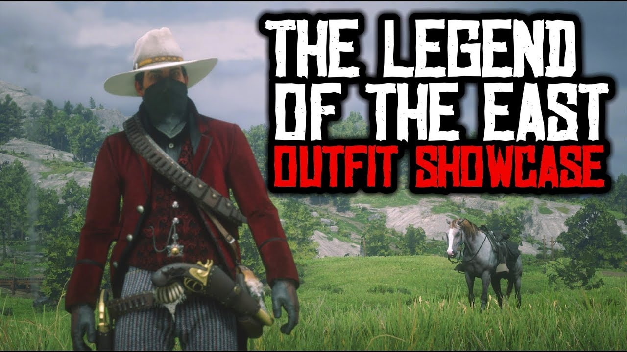 dd585eb7dfa0b Red Dead Redemption 2  Legend Of The East Outfit Showcase + How to Unlock  (Perks and Bonuses)