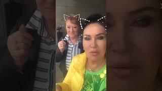 Татьяна Африкантова прямой эфир инстаграм 14 07 2019