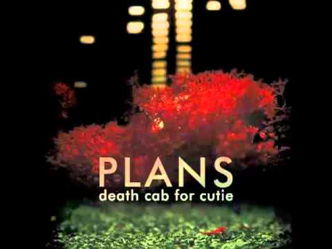 Death Cab For Cutie - Brothers On A Hotel Bed - (Plans)