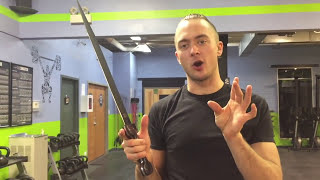 Zombie Go Boom Gladius review and cut testing