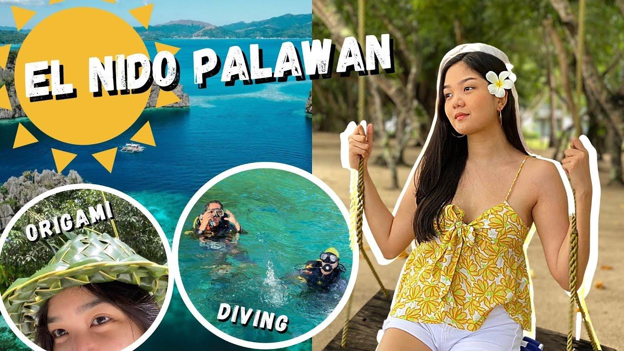 Download EL NIDO PALAWAN TRIP (PART 2!) | Nina Stephanie