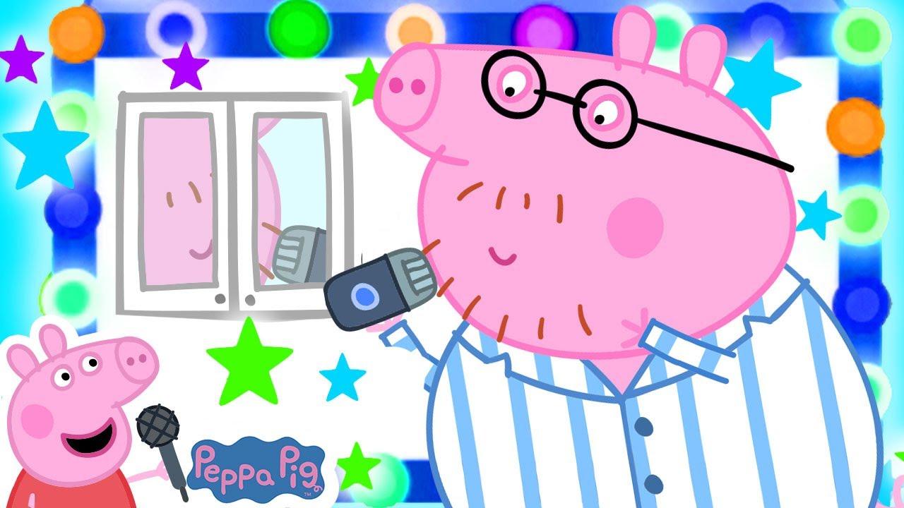 Expert Daddy Pig | Peppa Pig Songs | Peppa Pig Nursery Rhymes & Kids Songs