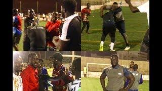 Grosse bagarre entre Wally Seck, Balla Gaye 2, Ama Baldé et Eumady Badiane
