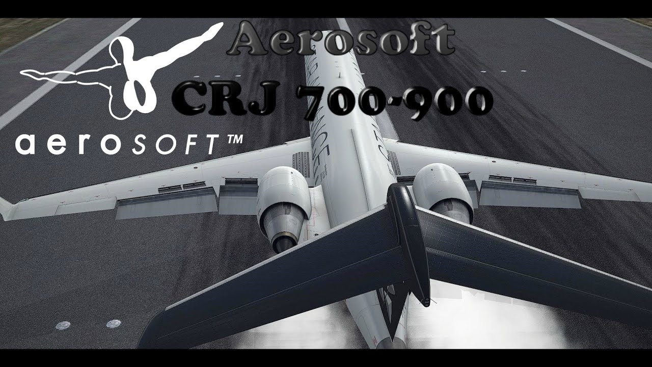 [FSX] Aerosoft CRJ beta free download [MEGA]