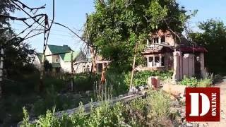 Reportage from Donbass, exclusive video: at the front under the bombs