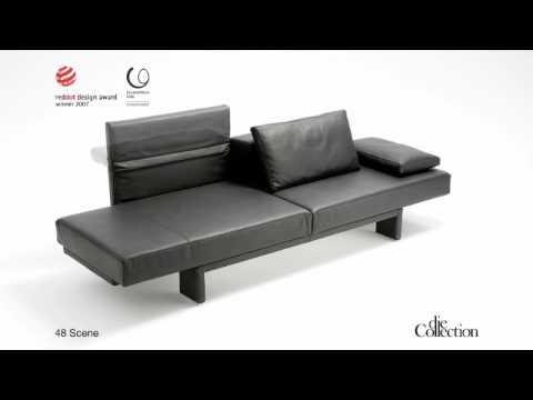 Divan Lit Design : Canapé lit design red dot award canapés lits