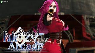 3vs3で繰り広げられる英霊召喚チームバトル『Fate/Grand Order Arcade』https://arcade.fate-go.jp/ この動画の再生リストhttps://bit.ly/2K7wYwx よろしければチャン...