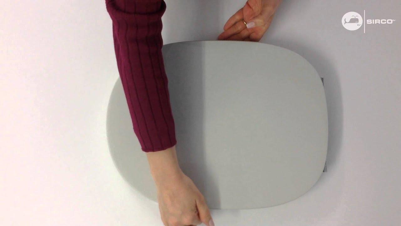 Sedile Fiorile Ideal Standard.Sedile Copriwc Ideal Standard Serie Fiorile Colore Bianco Ideal