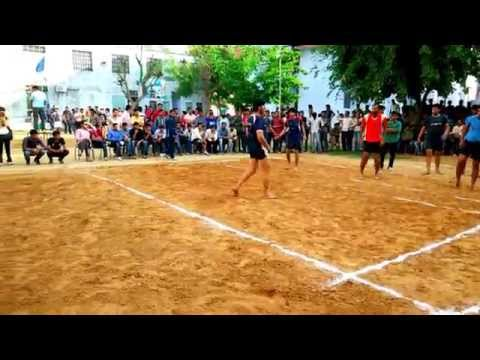 Amity University Jaipur Kabaddi Match Part- 1