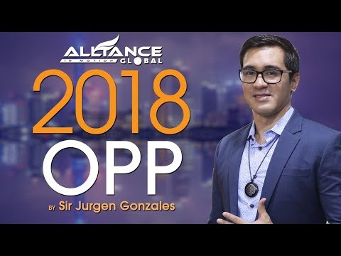 New 2018 Opportunity & Plan Presentation by Sir Jugen Gonzales (AIM Global)