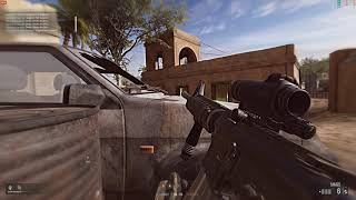 Full round of insurgency sandstorm 4k 60fps (No commentary)
