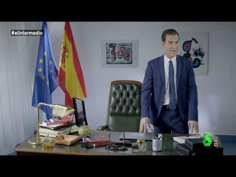 Joaquín Reyes imita a Pedro Sánchez al ritmo de 'Me duele la cara de ser tan guapo'