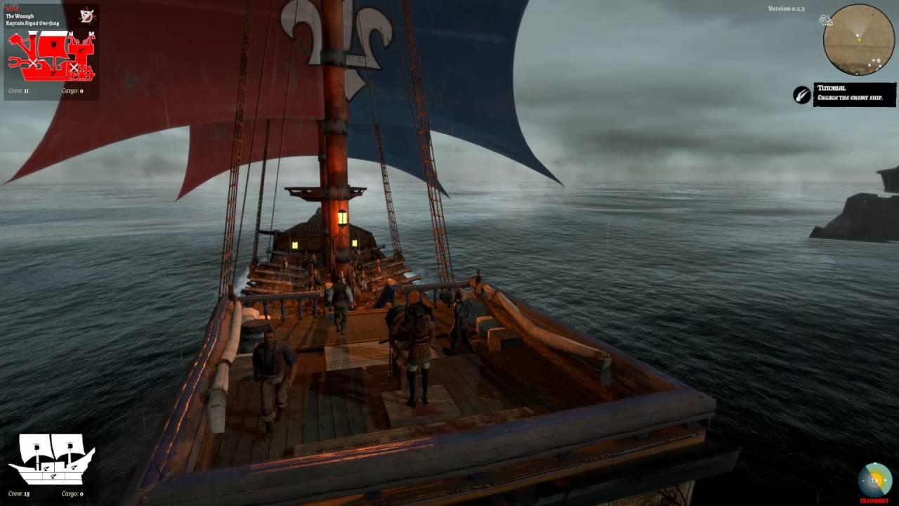 Steam Community :: Video :: Man O' War: Corsair - First 12 Minutes