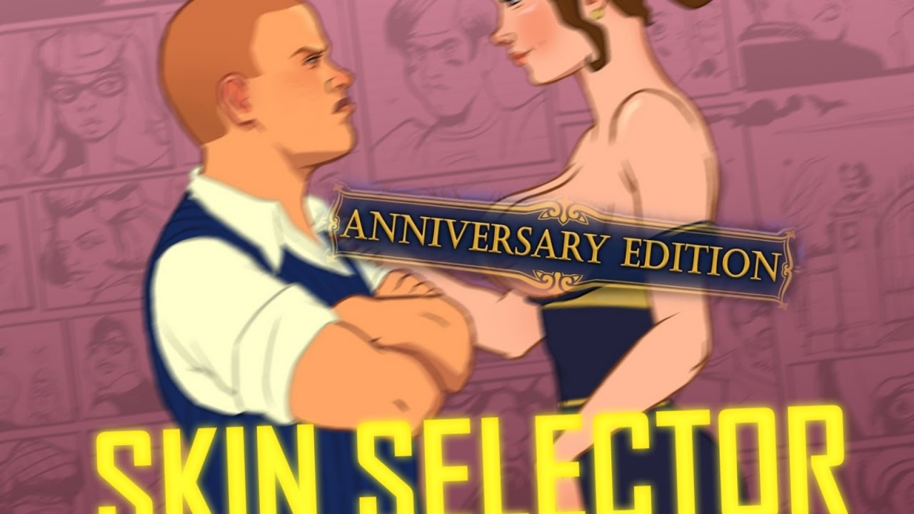 Bully Anniversary Edition - Skin Selector Mod (iOS/Android) w/ Download Link