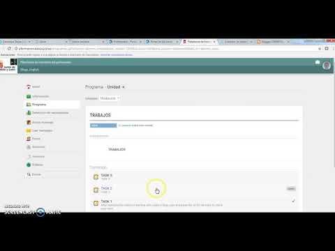 Videotutorial para alumnos de cursos online educacyl