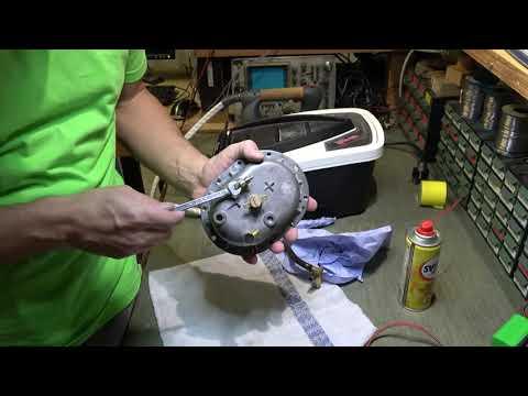 Microinterruttore vapore con cavetti per ferro da stiro posizionato sotto il tasto interruttore del ferro da stiro Polti* Vaporella VAPORELLA FOREVER 1905 ECO PROGRAM