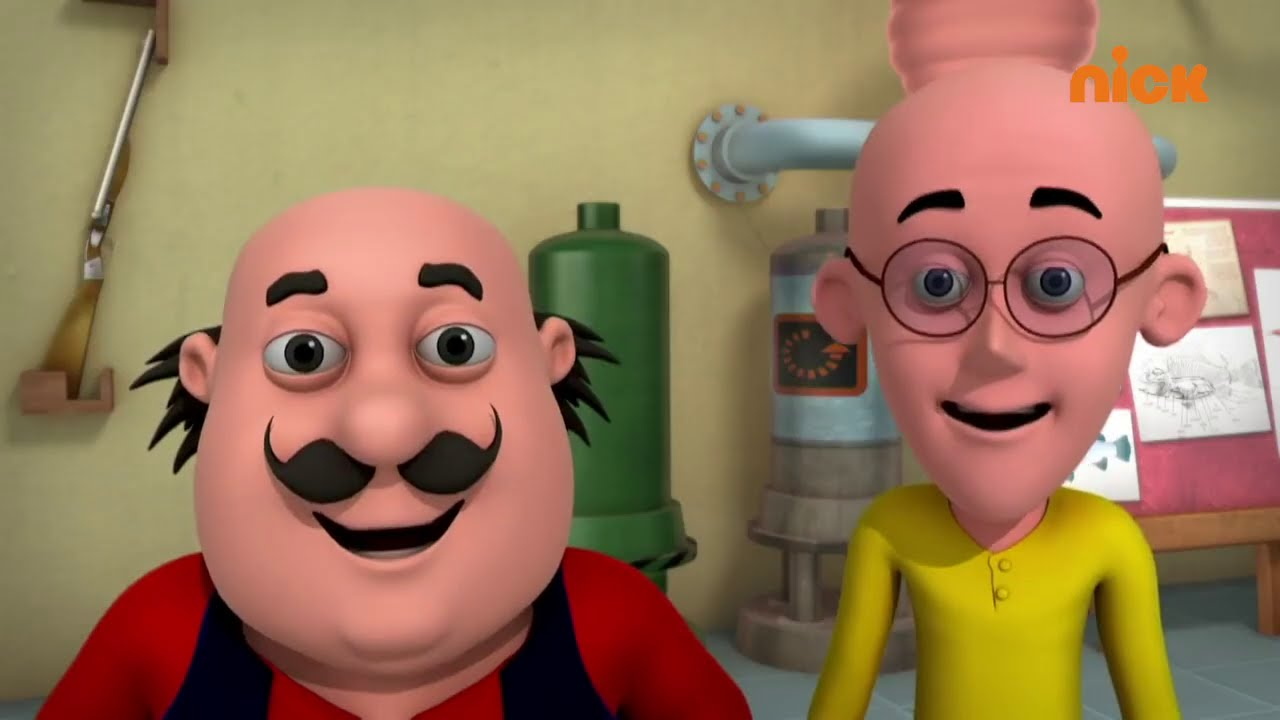 Motu Patlu | Season 1 |  मोटू पतलू | Motu Twister | Episode 125 Part 2 | Voot Kids