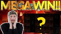 MEGA WIN! Book of Ra 6 Big win - HUGE WIN on Casino slots from Casinodaddy