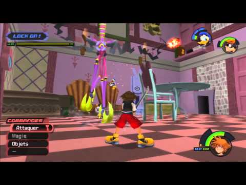 Let's Play Kingdom Hearts Final Mix (Blind) Partie 6 : Alice