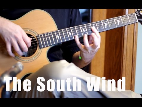The South Wind - Celtic Fingerstyle Guitar - With TAB!