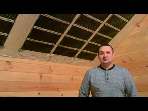 Отзыв о теплоизоляции и шумоизоляции в домах из двойного бруса