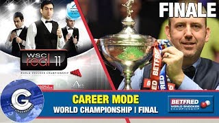 Let's Play WSC Real 11 (PS3) | World Snooker 2011 Career Mode FINALE: BECOMING WORLD CHAMPION?