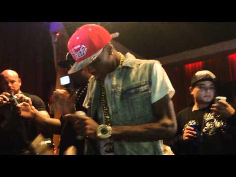 Soulja Boy  Gucci Bandana & Blowing Me Kisses   @Liv Club Campinas