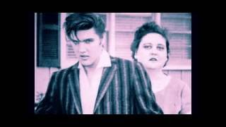 Elvis and his mommy Gladys ~ A mother