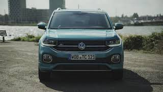 The new Volkswagen T-Cross Exterior Design