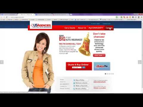 US Agencies Auto Insurance Quote