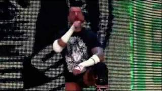 WWE CM PUNK Titantron 2011 Cult Of Personality 7/25/11 FULL