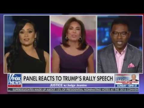 Katrina Pierson Debates Dem Who Didn't Like Trump's Speech
