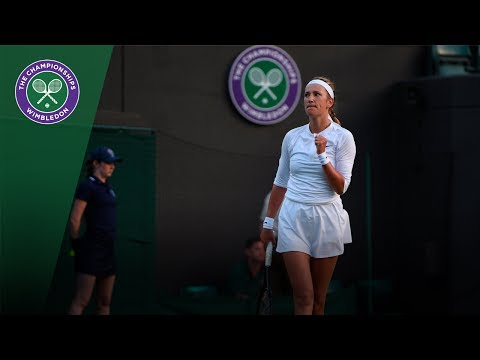 Victoria Azarenka gets past Bellis to reach Wimbledon 2017 second round