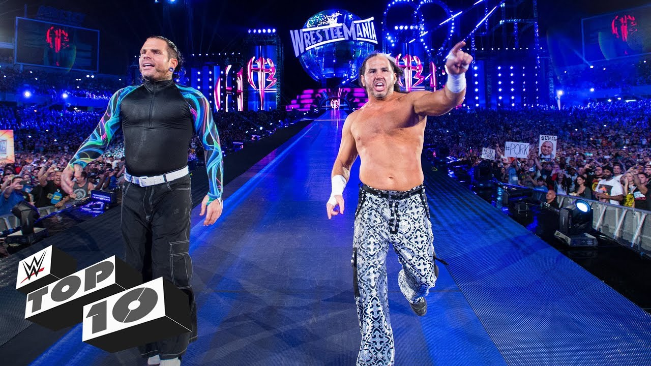 Download WrestleMania's memorable returns: WWE Top 10, March 24, 2018