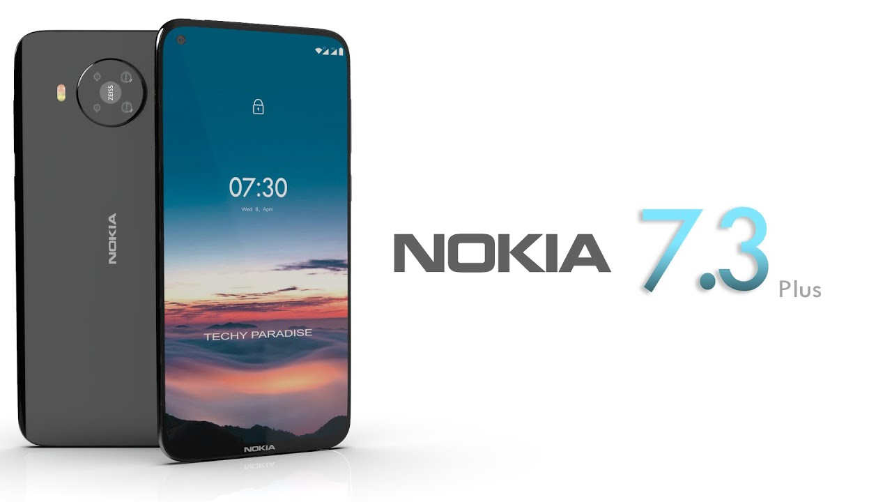 Nokia 7.3 Plus 2020 Trailer Concept Design Official introduction !